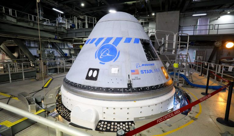 Boeing to send Starliner back to factory to resolve valve issue