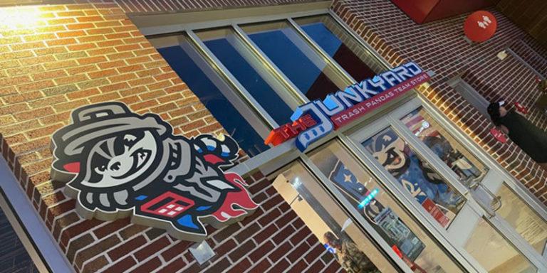 Rocket City Trash Pandas revive minor league baseball in Tennessee Valley