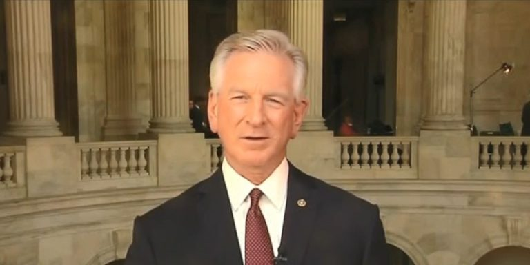 Tuberville: Biden administration allowing enough illegal aliens to cross the border monthly to fill up a city the size of Birmingham