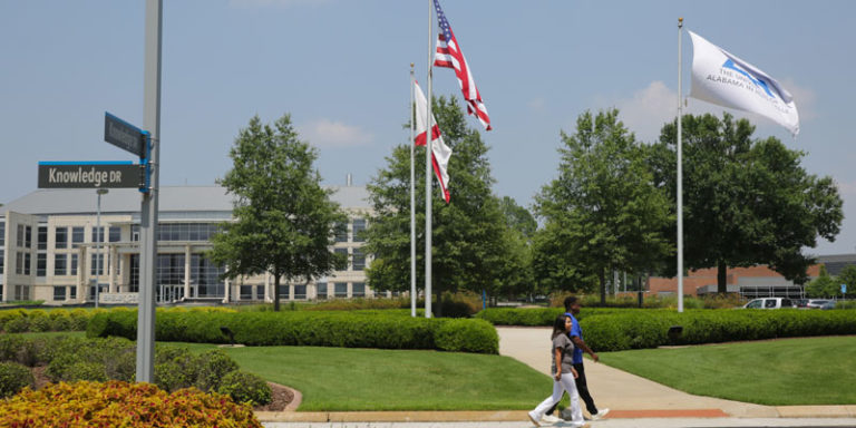 It takes a research university like UAH to meet the needs of Redstone, Cummings Research Park