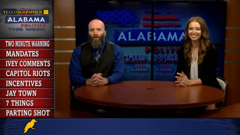 VIDEO: Mandates return, Ivey's frustration with the unvaccinated is shared across the nation, U.S. Capitol riot hearing begins and more on Alabama Politics This Week …