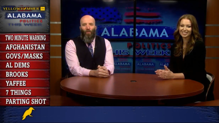 VIDEO: Biden botches Afghanistan but deflects blame, more school systems requiring masks, Alabama Democrats continue failed search for relevancy and more on Alabama Politics This Week …
