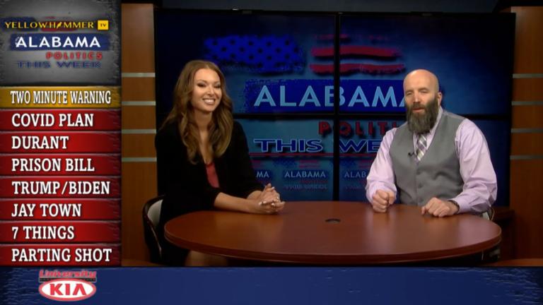 VIDEO: Biden's overreaching vaccine mandate, Blackhawk Down hero Michael Durant may enter U.S. Senate race, Alabama prison bill is closer and more on Alabama Politics This Week …