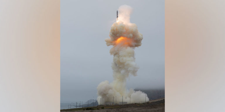 Missile Defense Agency conducts booster test flight supported by Huntsville-managed Boeing missile defense program
