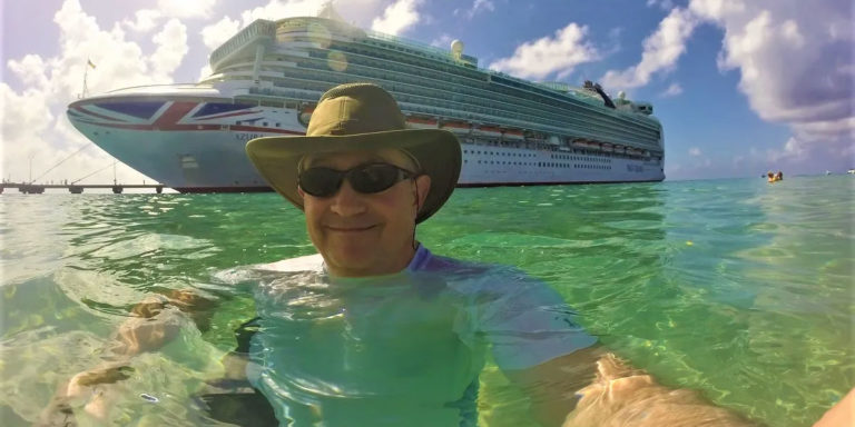 Alabama native Danny Smith works to make cruise industry more environmentally sustainable