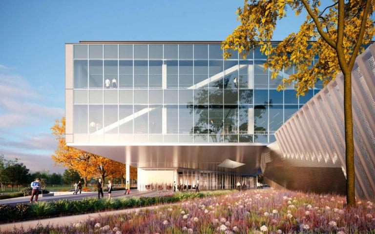 Construction under way on FBI's Innovation Center at Redstone Arsenal