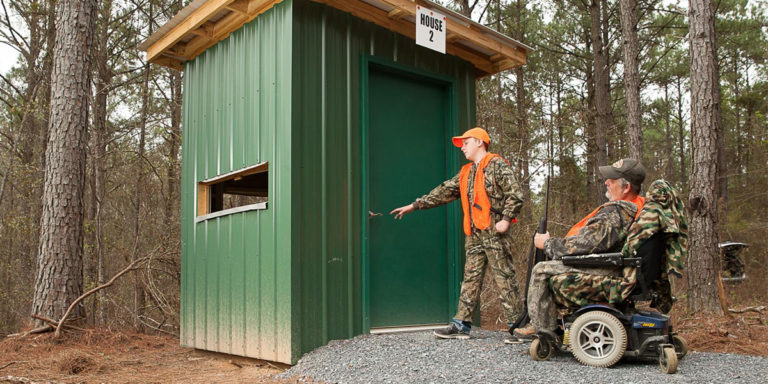 Physically disabled hunt dates announced for Field Trial Area