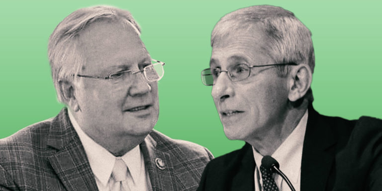 U.S. Rep. Jerry Carl rethinks his bill asking for Dr. Anthony Fauci's medical records