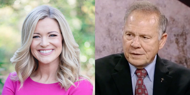 GOP U.S. Senate hopeful Jessica Taylor: 'No, I did not support' Roy Moore in 2017