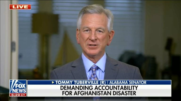 Tuberville doubles down on demands for Afghanistan accountability — 'The American people who pay the bills deserve answers'