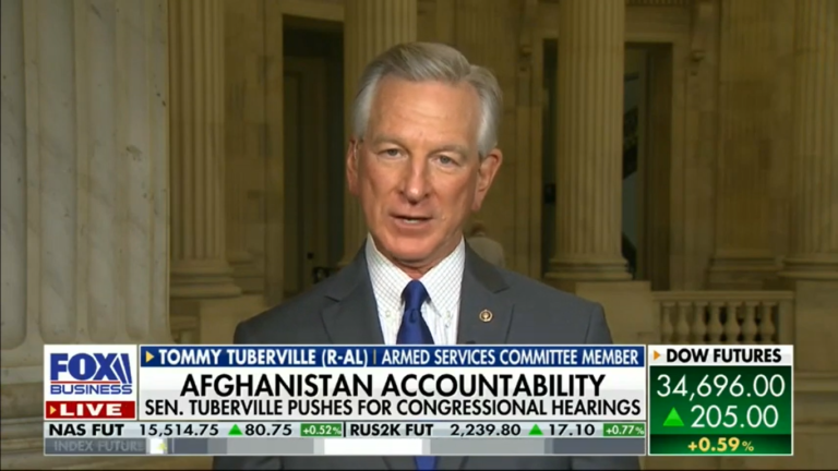 Tuberville outlines upcoming Senate hearings on Afghanistan fallout — 'It's been botched from day one; we have to have answers'