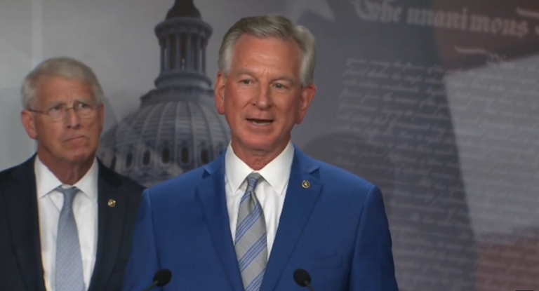 Tuberville contends Biden administration, not military to blame for Afghanistan crisis — 'will not get a knock on them because of this'