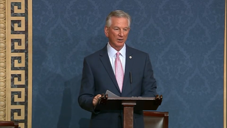 Tuberville seeks to shield military, federal civilian employee pensions from Chinese Communist Party exposure