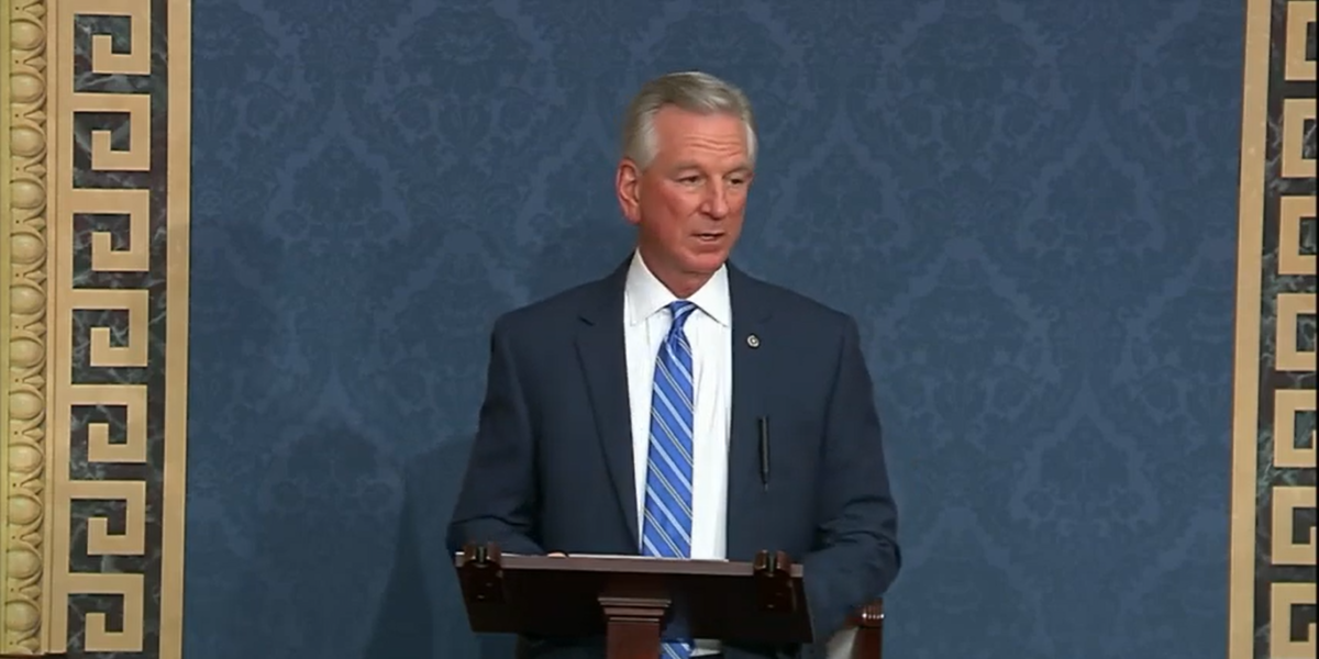 Tuberville slams Biden for multiple crises facing country - 'Plunged our nation into domestic and international disarray' - Yellowhammer News