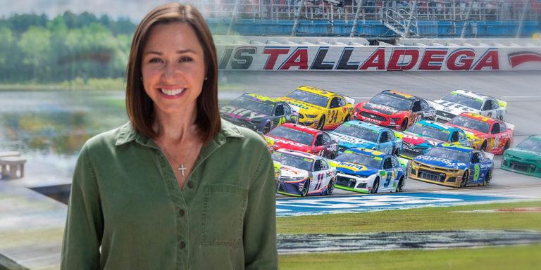 GOP U.S. Senate hopeful Katie Britt named honorary starter for Talladega race; YellaWood's Jimmy Rane, Board of Directors to be grand marshals