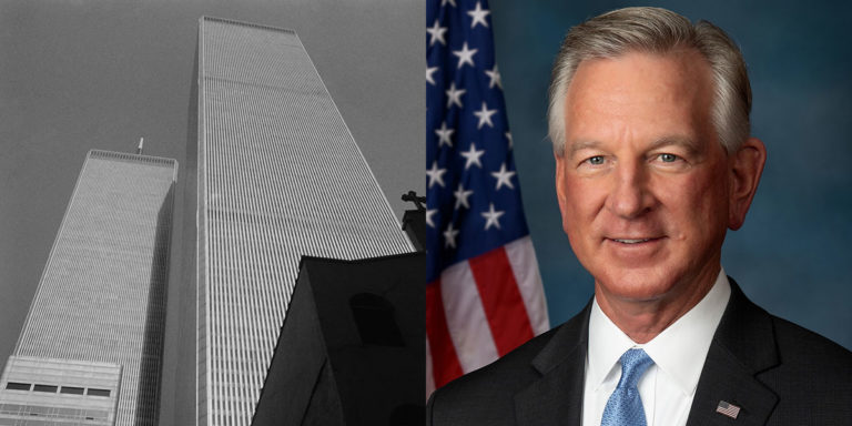 Tuberville reflects on 9/11 terror attacks — 'We lost a lot of great Americans'