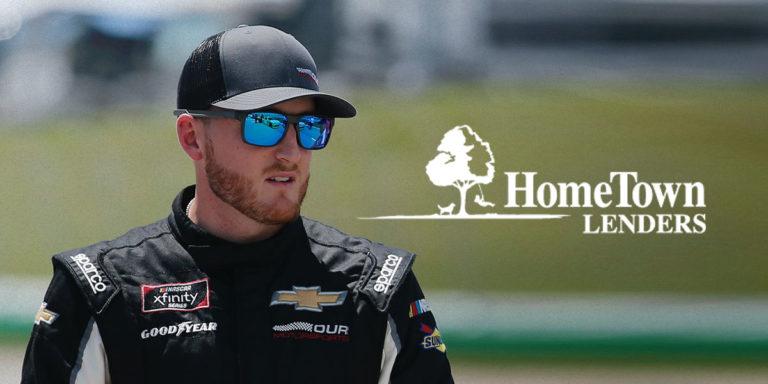 Huntsville-based Hometown Lenders to sponsor NASCAR driver Ty Dillon in upcoming Bristol Motor Speedway race