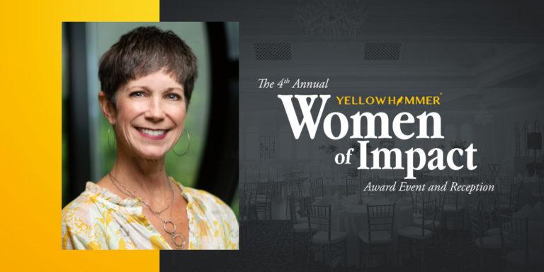 Dawn Helms Sharff is a 2021 Woman of Impact