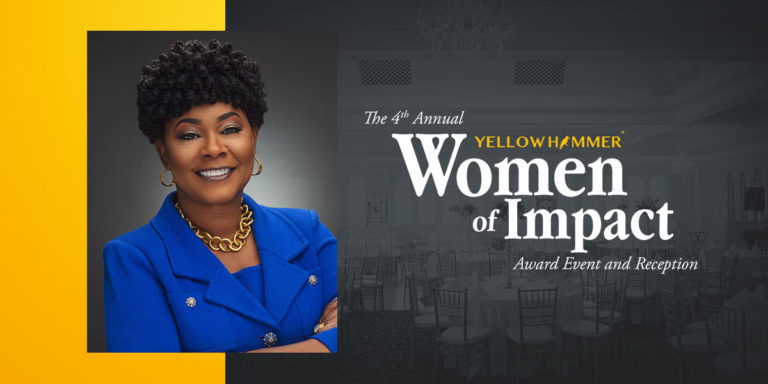 Patricia Sims is a 2021 Woman of Impact