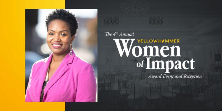 Terri Sharpley Reynolds is a 2021 Woman of Impact