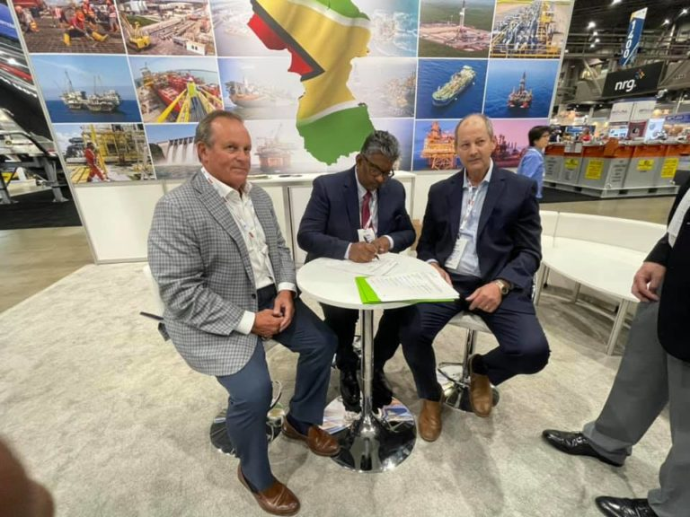 Mobile firms partner with South American company tapping into oil-rich Guyanese energy sector